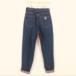 Vintage Guess High Waisted Mom Jeans, 28.5 x 29.5